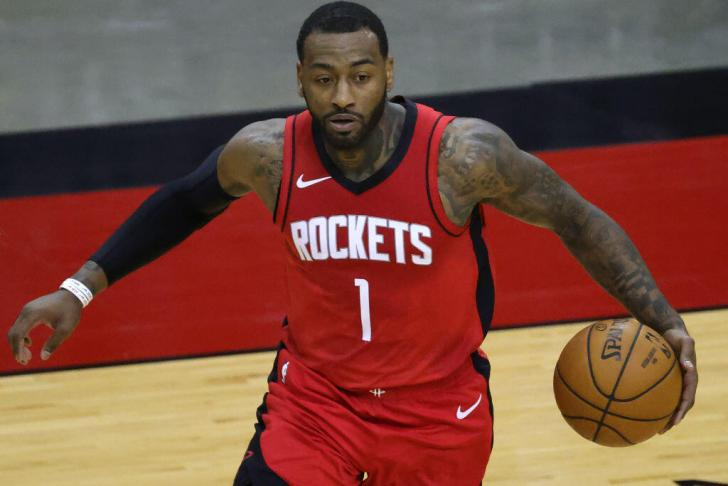 John Wall jugador de Houston Rockets