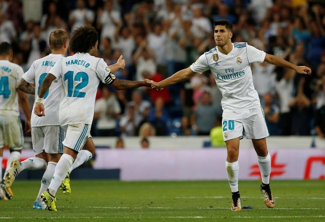 Marco Asensio, who has started the season superbly, is symbolic of Real Madrid's strength in depth