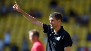 Javi Gracia's men will bid to bounce back from their first defeat of the season