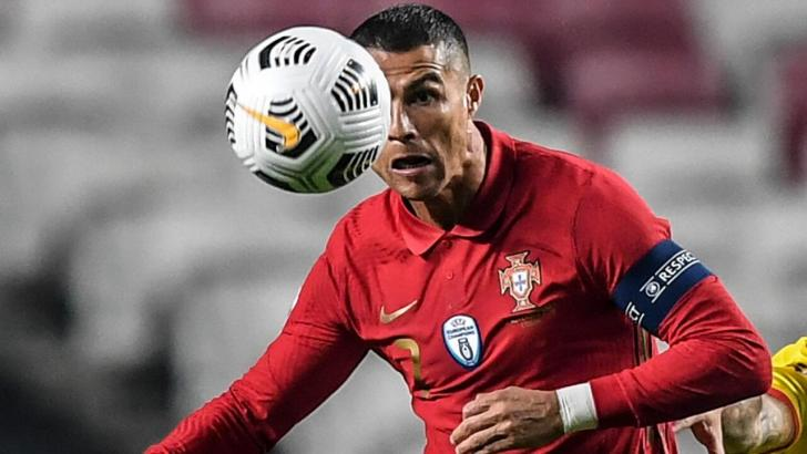 Portugal forward - Cristiano Ronaldo
