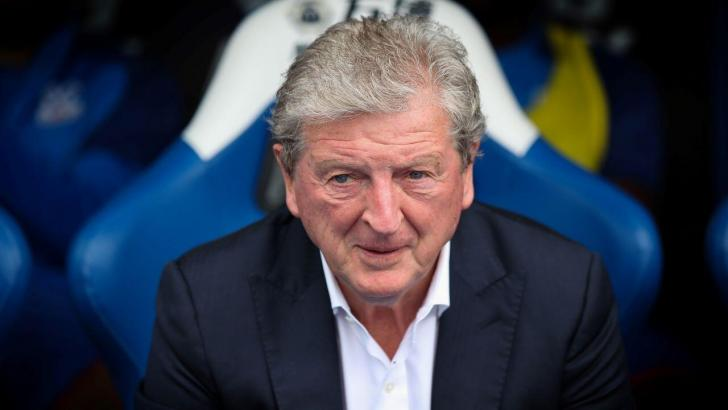 Crystal Palace manager Roy Hodgson