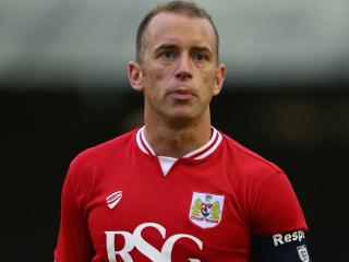 Veteran striker Aaron Wilbraham has scored six times for Bristol City this season