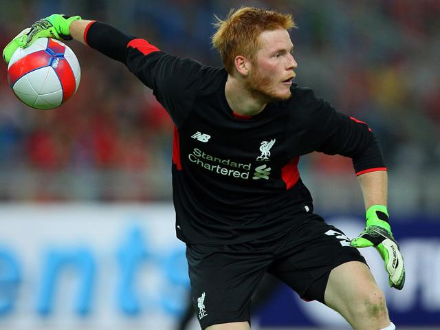Adam Bogdan made his first Liverpool appearance in over four months in their final Premier League game