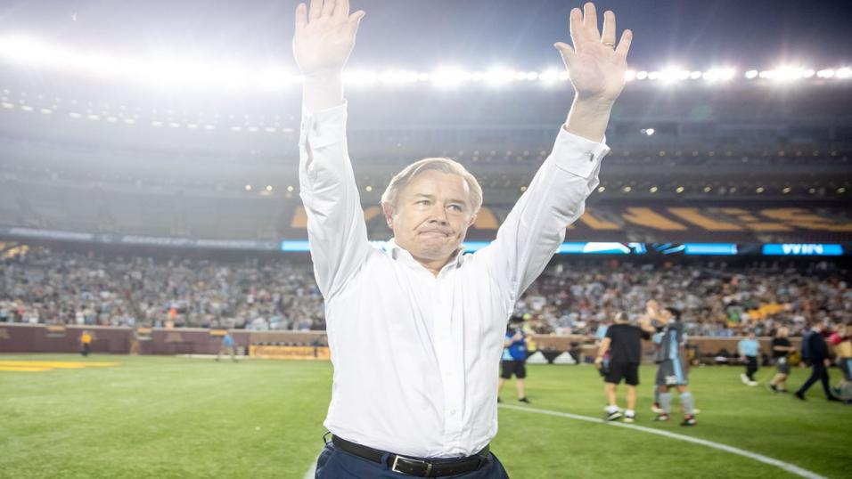Adrian Heath, Minnesota