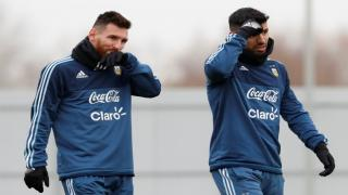 Sérgio Agüero and Lionel Messi are among Argentina's vast attacking arsenal