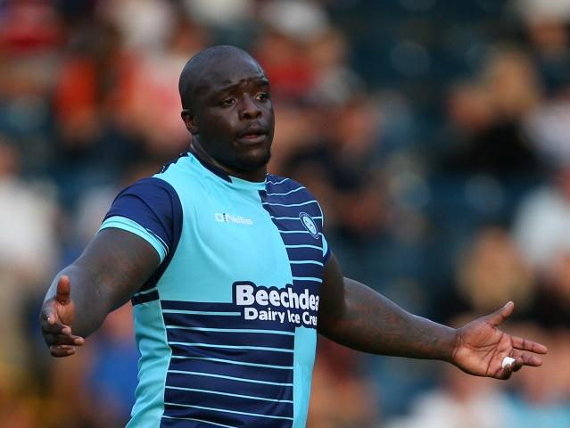 Bayo Akinfenwa is still going strong for Wycombe - who could do with him scoring as they chase a play-off place