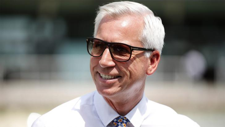 Alan Pardew has won a Premier League game with the Baggies!