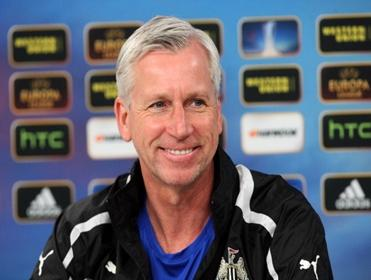 How long will the smile on Alan Pardew's face last?