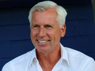 Will Alan Pardew still be smiling after Crystal Palace's semi-final with Watford?