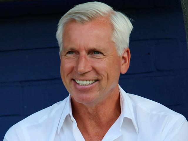 A return to FA Cup action can put a smile back on Alan Pardew's face.