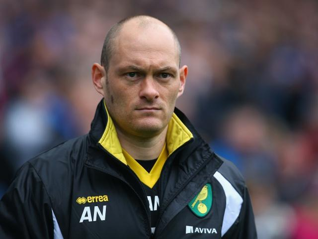 Norwich boss Alex Neil has his sights fixed firmly on automatic promotion