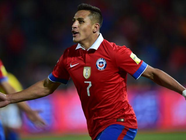 Alexis Sanchez is averaging 1.5 goals per game across his last six for club or country