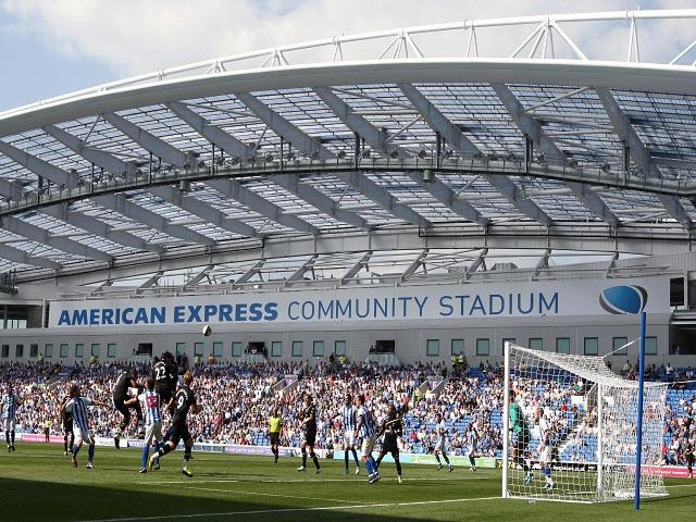 Brighton need to make the Amex a fortress this season