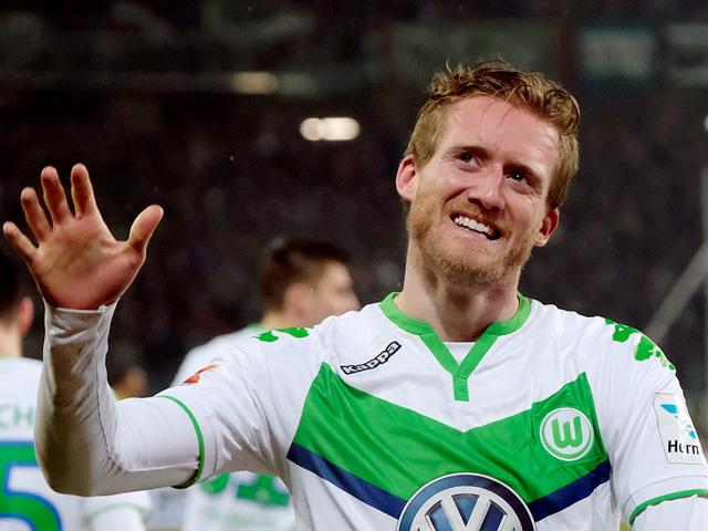 The importance of Andre Schurrle to Wolfsburg will increase if Julian Draxler and Max Kruse are ruled out