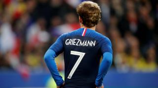 France striker Antoine Griezmann