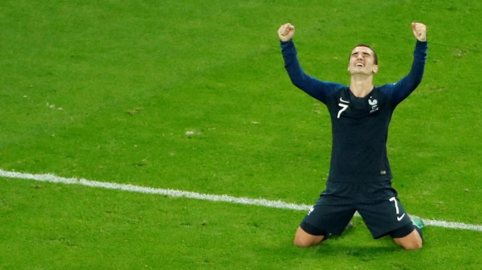 Antoine Griezmann - France Striker
