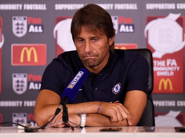A small squad, mounting injuries, and no new ideas put Conte in a difficult situation.