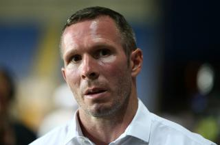Oxford United boss Michael Appleton takes his side to Moss Rose on Friday evening