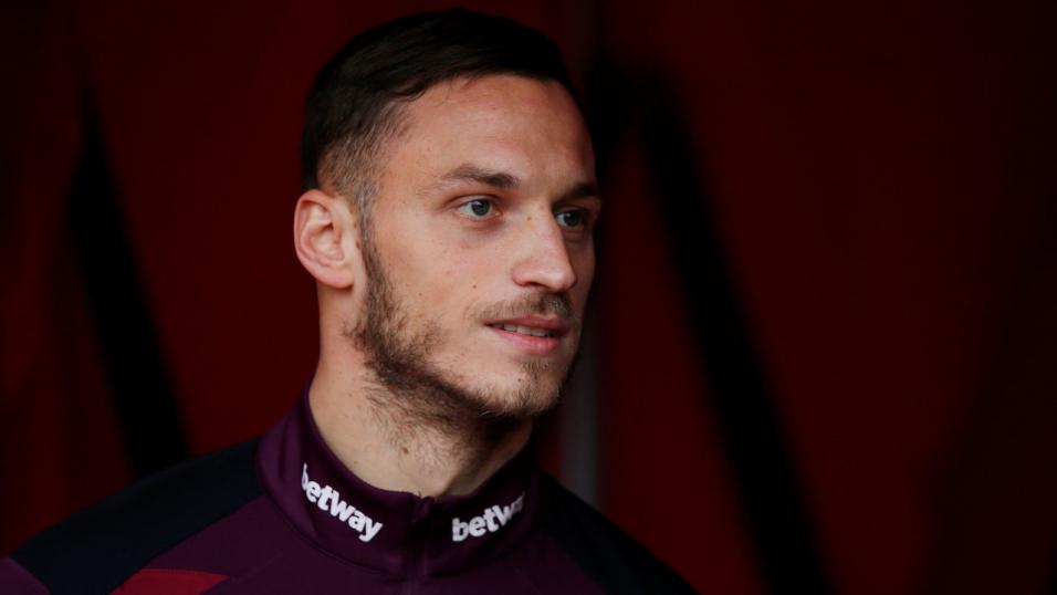 Marko Arnautović has been in superb form for West Ham