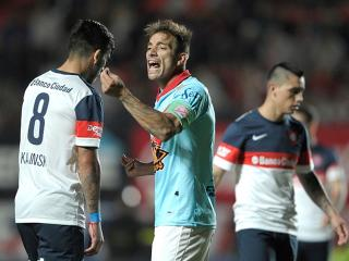 Arsenal de Sarandi are battling to stay in the Argentinian top flight