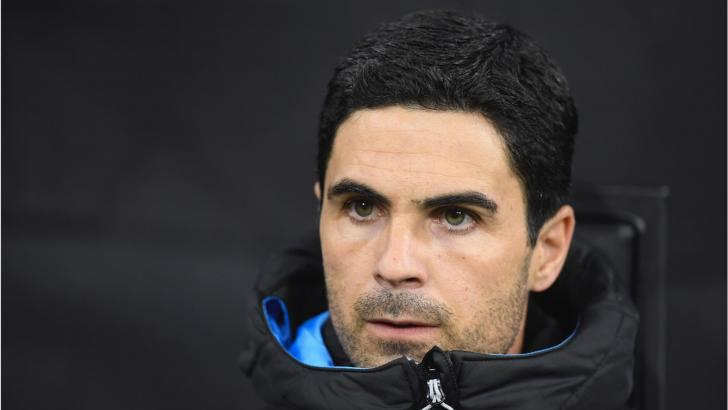 Mikel Arteta may have to settle for a second draw