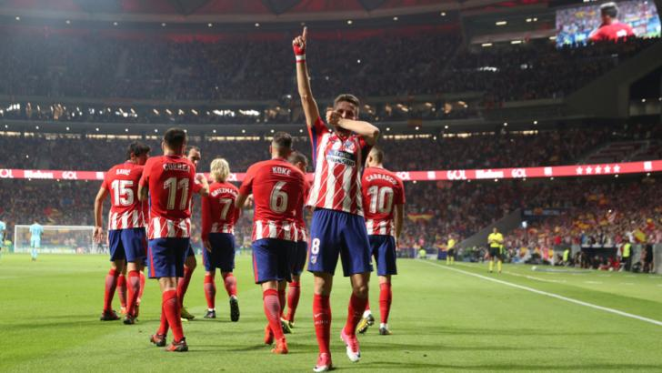 Will Atletico Madrid be celebrating after their match with Qarabag?