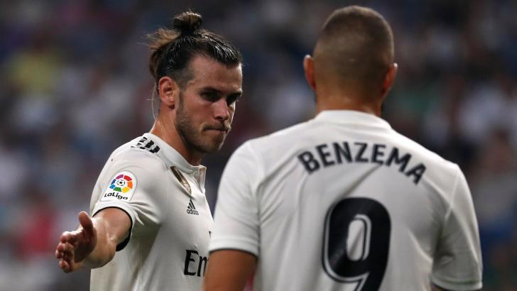 Gareth Bale has been attracting the critics during Real's bad run