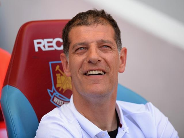 Will Slaven Bilic still be smiling after West Ham's match with Watford?