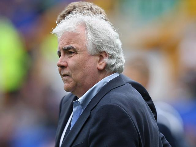 Bill Kenwright's critics have intensified their efforts to pursuade him to leave Everton