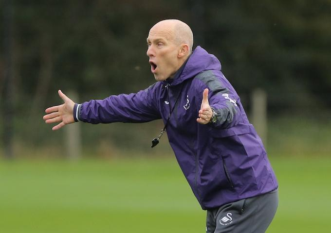 Bob Bradley is still looking for his first win as Swansea manager