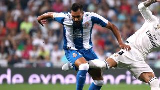 Espanyol player battles