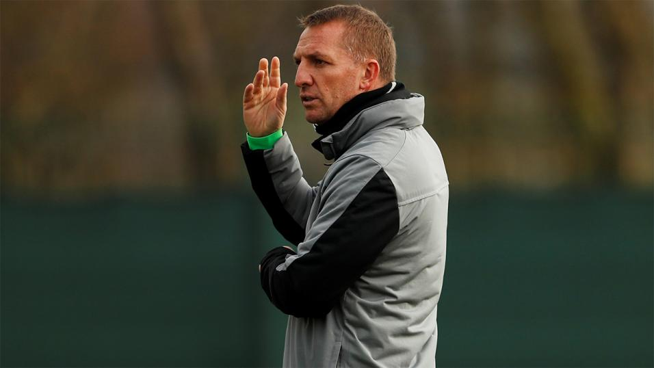Celtic manager - Brendan Rodgers