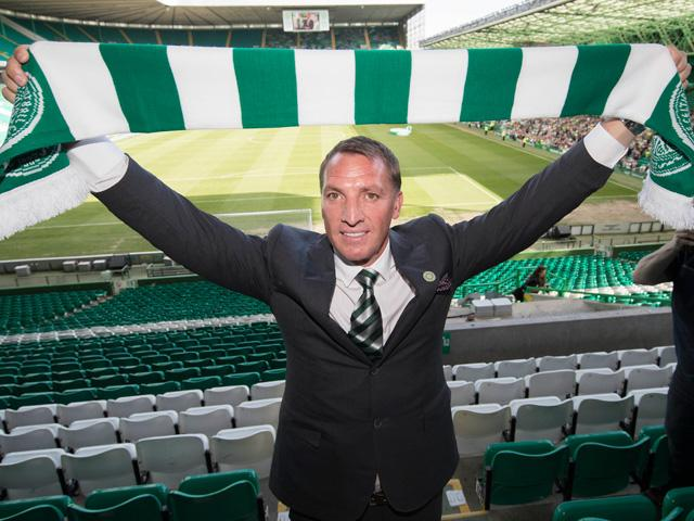Rodgers certainly has Celtic on the right track