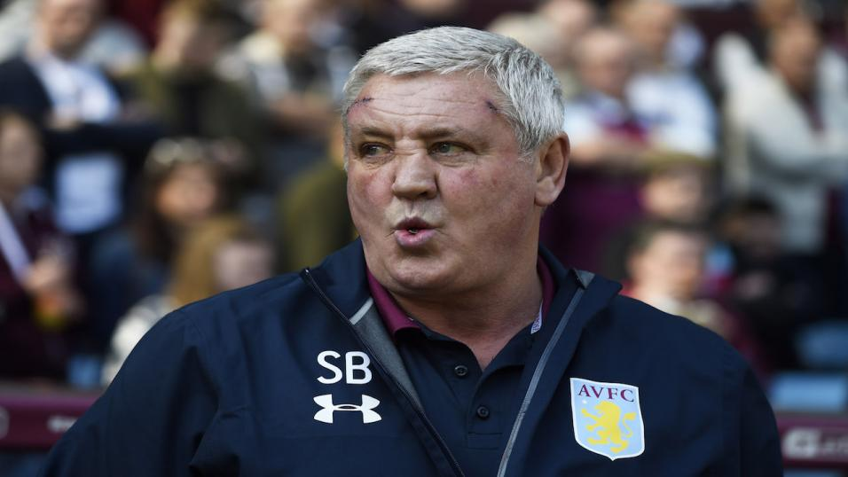 Aston Villa have won 15 of their past 23 league outings