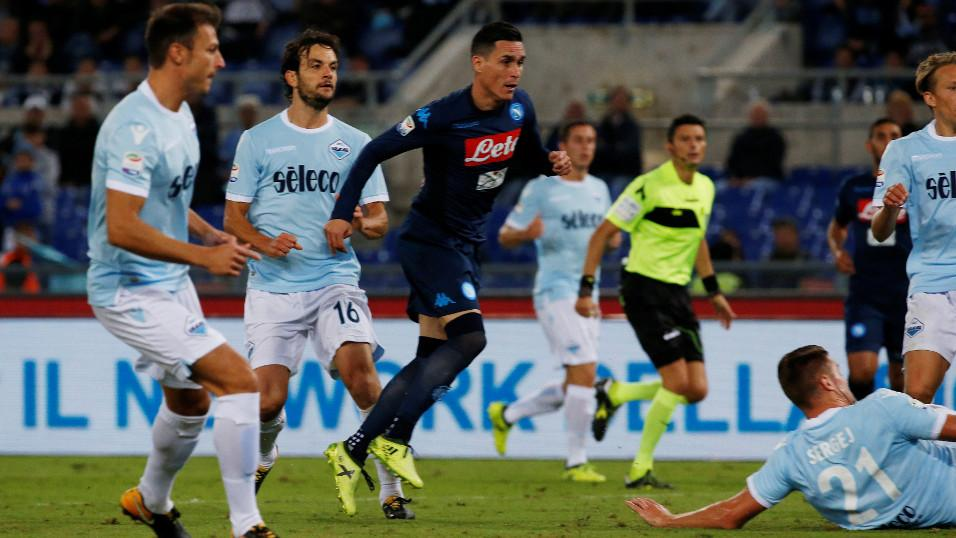 Expect Jose Callejon and co to be on target again in Napoli-Lazio
