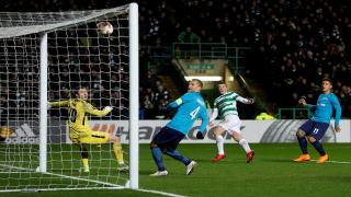 Zenit lost at Parkhead last week but improvement is expected
