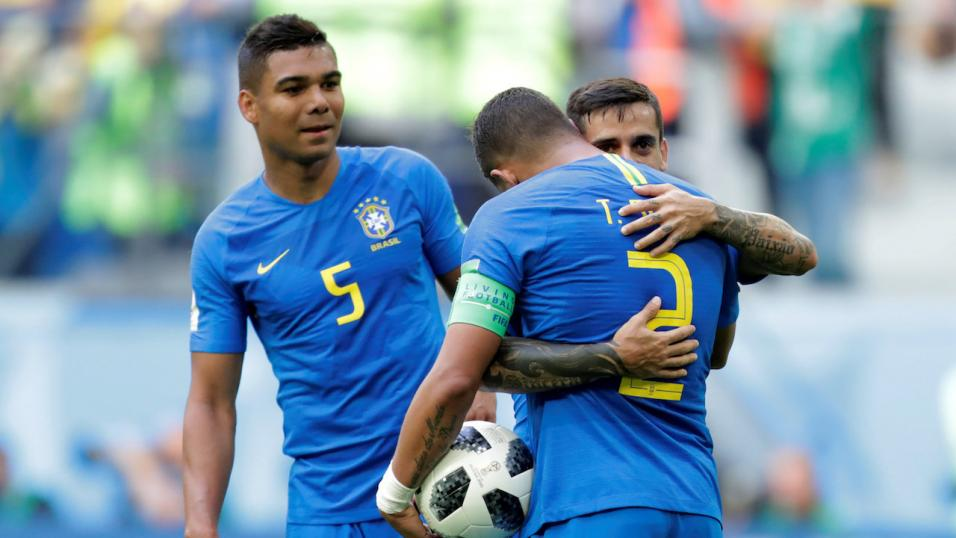 Thiago Silva denies rift with Brazil team-mate Neymar