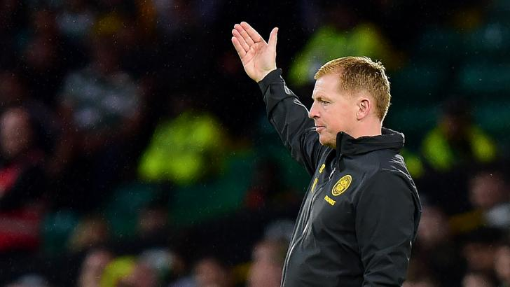 Celtic manager - Neil Lennon