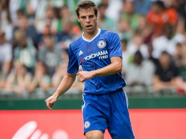 Cesar Azpilicueta has been an integral part of Chelsea's defence in a new role for him.