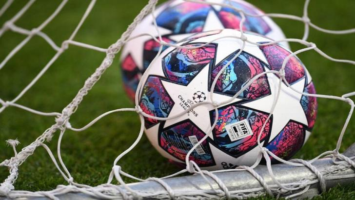 Official Champions League football