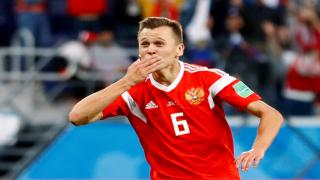 Russia attacker Denis Cheryshev
