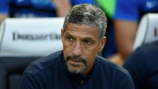 Brighton manager Chris Hughton.
