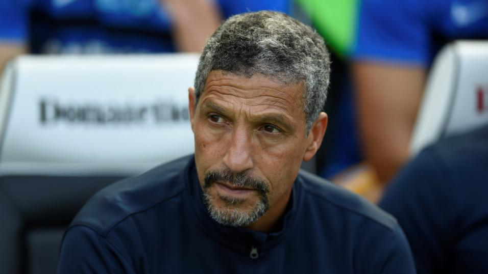 Chris Hughton's side have struggled on the road this year