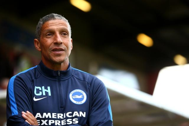Chris Hughton's side have no choice but to go for goals in Monday's semi-final second-leg