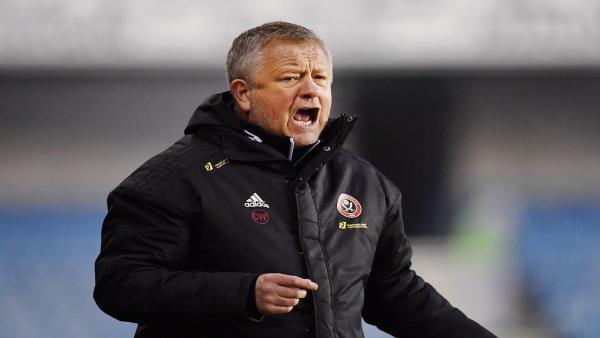 Chris Wilder, Sheffield United coach.jpg