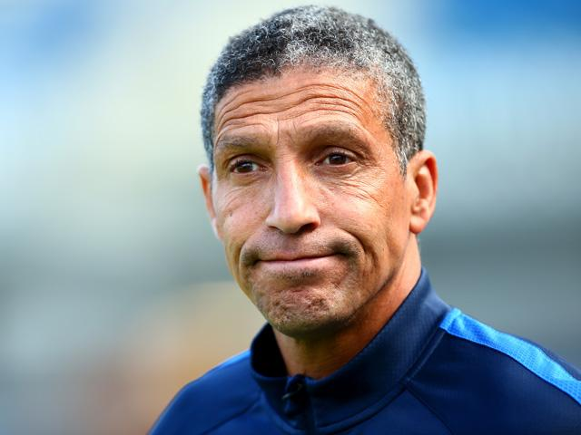 Chris Hughton makes his first return to Carrow Road on Friday nightt