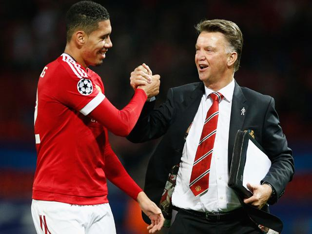 Chris Smalling was the unlikely Man Utd match-winner against Wolfsburg on matchday two