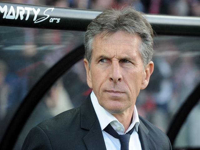 Finishing in the top eight might not be enough to keep Claude Puel in a job