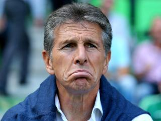 Will Claude Puel look happier after Southampton's match with Arsenal?