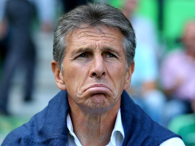 Will Claude Puel look happier after Southampton's match with Stoke?